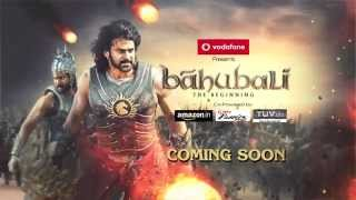 Baahubaliᴴᴰ World TV Premier on Sony Max | On 25 October