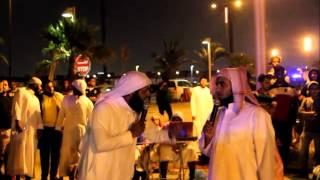 محاضرة الشيخ منصور السالمي و بدر المطيري