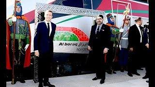 خبر اليوم..تفاصيل تدشين مشروع قطار البراق الأضخم بالقارة الإفريقية