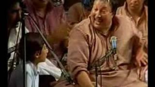nusrat fateh ali khan and rahat