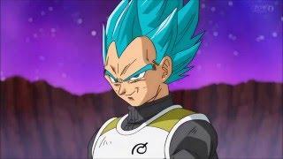 Dragon Ball Super - Vegeta vs. Hit full fight (HD) (English Sub)