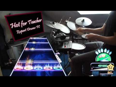 Xxx Mp4 Hot For Teacher Expert Drums 100 FC 398 403 Guitar Hero Van Halen 3gp Sex