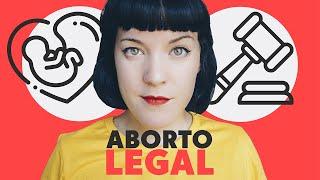 EL ABORTO PARA GILIPOLLAS 💚 ¿Por qué se debería legalizar el aborto? - Noemí Casquet