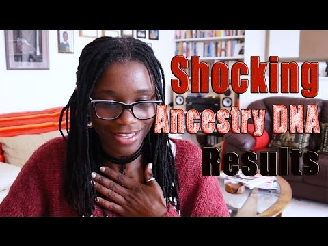 African AncestryDNA Results | THE LIVING FRUITS