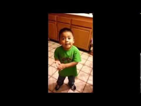 Three year old boy arguing with his mother A must see