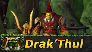 The Story of Drak'thul & Kosumoth the Hungering, Legion not our enemy?! [Lore]