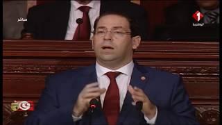 رد رئيس الحكومة على أسئلة النواب في جلسة مناقشة المزانية لسنة 2018