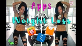 TOP 3 FREE APPS FOR WEIGHTLOSS! Rawvana