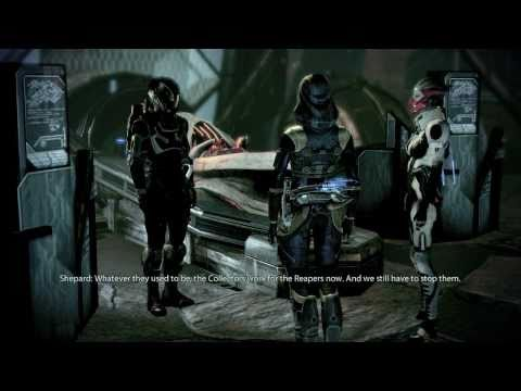 Jenn Mass Effect 2 HD 43 - Kasumi, Joker - Collector Vessel - Korlus