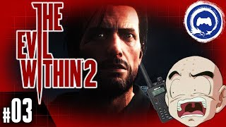 The Evil Within 2 Part 3 - Krillin Plays