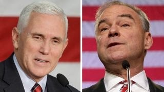 VP debate preview: Can Pence, Kaine break through?