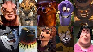 Defeats of My Favorite Animated Non-Disney Movie Villains Part 8