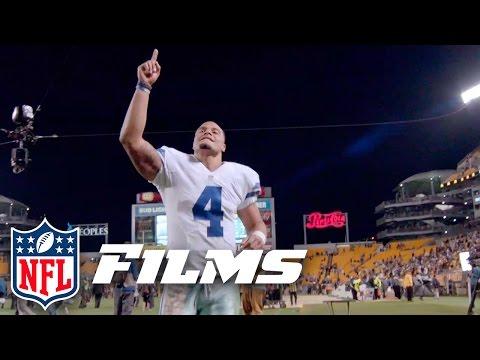 The 2016 NFL Season . So Far NFL Films Presents