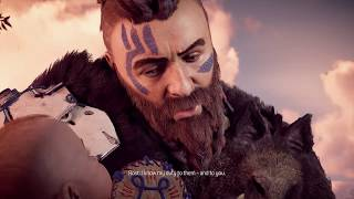 Horizon Zero Dawn All Cutscenes (Game Movie) PS4 PRO 1080p