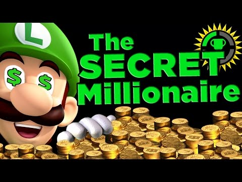 Game Theory: Luigi, the RICHEST Man in the Mushroom Kingdom? (Super Mario Bros)