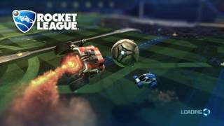 Rocket league, road to pro, join and trade