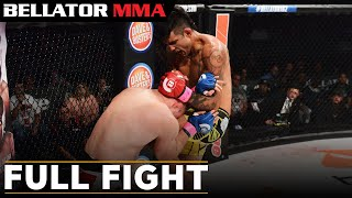 Bellator MMA: Alexander Shlemenko vs. Kendall Grove FULL FIGHT