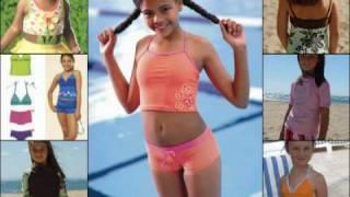 Children's Swimwear That Makes a Splash!