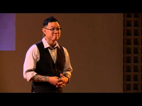 Grammar, Identity, and the Dark Side of the Subjunctive: Phuc Tran at TEDxDirigo