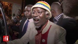 Alpha Blondy : retour au Burkina Faso