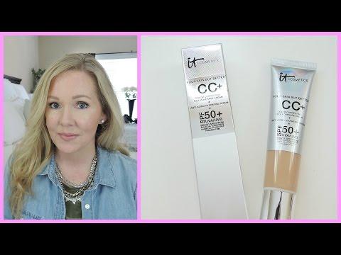 Xxx Mp4 It Cosmetics CC Cream Tips Demo 3gp Sex