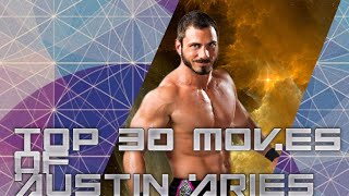 Top 30 Moves of Austin Aries [HD]