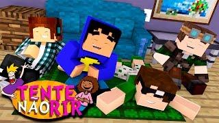 Minecraft: MELHORES MOMENTOS TENTE NÃO RIR! (CENAS ENGRAÇADAS)