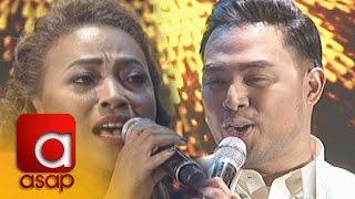 ASAP: Jaya and Jed sing
