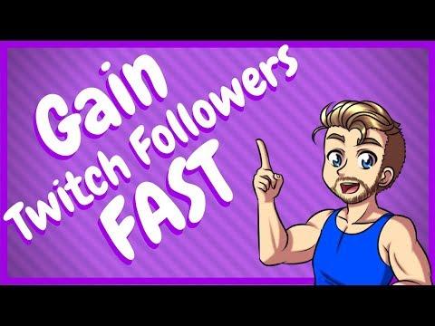 Xxx Mp4 How To Grow Twitch Followers Fast 3gp Sex