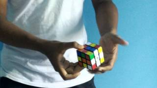 How can solve cube by bangla