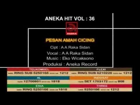 Download Lagu A. A. Raka Sidan - Pesan Amah Cicing [OFFICIAL VIDEO] MP3