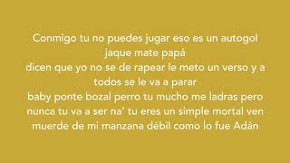 Remix Bum Bum Tam Tam - Malu Vuitton (Lyrics / Letra)