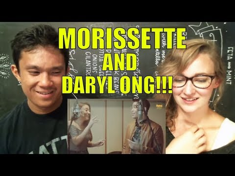 You Are The Reason - Calum Scott - Cover by Daryl Ong & Morissette Amon REACTION
