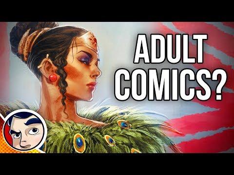 Xxx Mp4 Should DC Or Marvel Make Adult Comics RnBe 3gp Sex