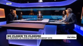 Theresa May delays Brexit vote; Strasbourg Christmas market attack; Yellow vests