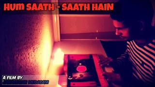 Calling Spirits with coin (HUM SAATH SAATH HAIN) - Hindi comedy film