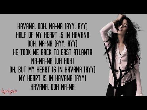 Camila Cabello - Havana (Lyrics) ft. Young Thug mp3