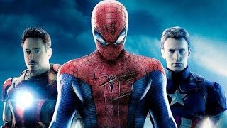 Nuevo SPIDER-MAN - en Captain America: CIVIL WAR y AVENGERS 3
