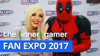 Jessica Nigri Meets Deadpool // FAN EXPO DALLAS 2017