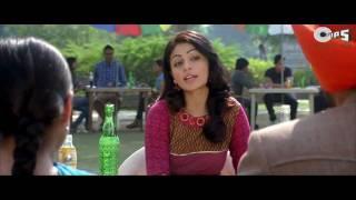 Neeru Gets Angry with Gippy & Diljit - Jihne Mera Dil Luteya - Movie Scenes