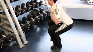 How to Strengthen Weak Legs : Muscles & Fitness