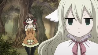 Fairy Tail Zero: Mavis finds out about Zera