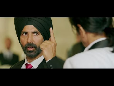 Singh Is Bling Official Trailer 2015 Out | Akshay Kumar, Amy Jackson & Kay Kay Menon