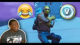 CEEDAY SEASON 711 REACTION (3,000 V-BUCK GIVEAWAY)