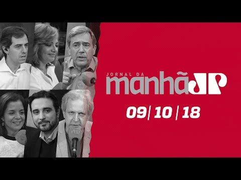 Jornal da Manhã - 09/10/18