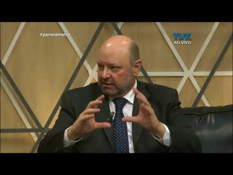 Panorama | TVE - Mobilização para julgamento de Lula - 23/01/18