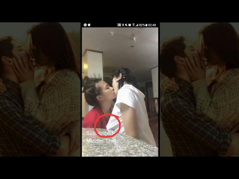 Amazing Cute Couple Kissing A Lot 1 Girl And Girl 2017