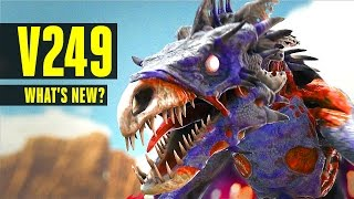 What's new with Ark? UPDATE 249 Zombie Wyvern Dodo Wyvern & MORE - ARK: Survival Evolved