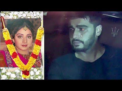 Xxx Mp4 EMOTIONAL Arjun Kapoor Finally Breaks Down In Front Of Media Outside Sridevi S House 3gp Sex