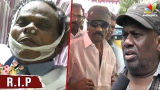 Veteran Actor Kumarimuthu passes away   Senthil, Goundamani, Kanimozhi   Death Video